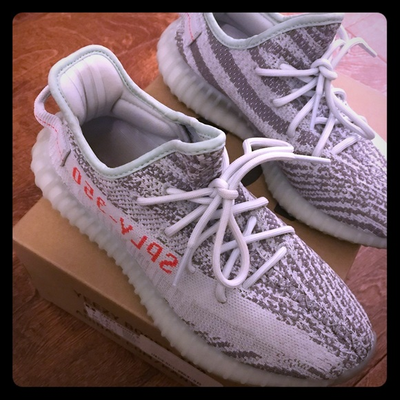 Adidas Yeezy Boost 35 V2 Blue Tint Used